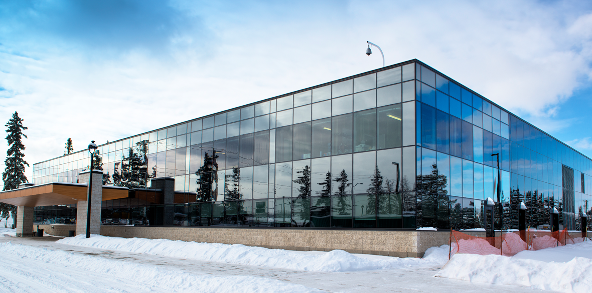 University of Alberta Medical Isotope Cyclotron Facility